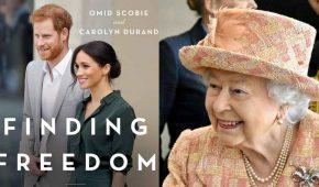 La Reina Elizabeth II ya tiene su copia del nuevo libro de Harry y Meghan