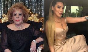 Silvia Pinal manda un consejo a su nieta Frida Sofía Guzmán