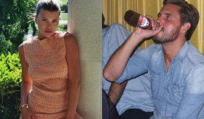 Se acabó el amor entre Scott Disick y Sofia Richie