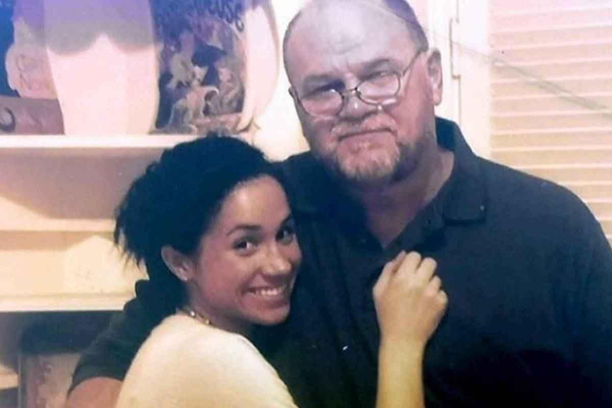 Padre de Meghan Markle explicará en documental como la relación con su hija se arruinó
