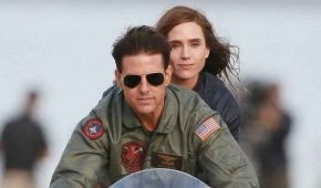 Para Jennifer Connelly ha sido inspirador trabajar con Tom Cruise en 'Top Gun: Maverick'