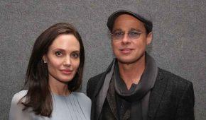 Tensiones aumentan entre Brad Pitt y Angelina Jolie y dejan terapia familiar