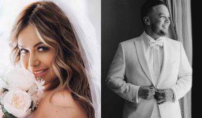 Chiquis Rivera y Lorenzo Méndez celebran aniversario de bodas por separado
