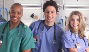 Eliminan episodios de 'Scrubs' en 'Hulu' por el uso de blackface