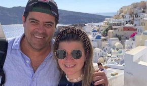 Jorge 'El Burro' Van Rankin será nuevamente padre a los 57 años