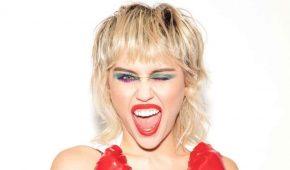 Miley Cyrus ha dejado de consumir cannabis