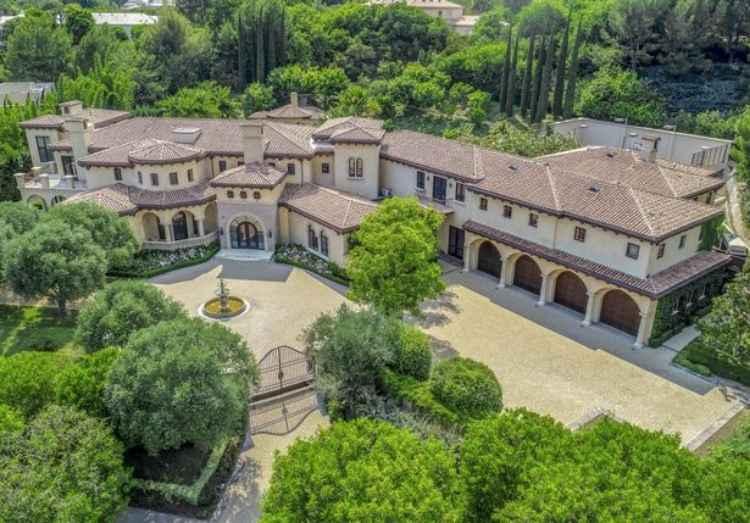 Sofia Vergara compra una bella mansión de US$26 millones ...