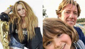 Paulina Rubio impide que su hijo vacacione con 'Colate'