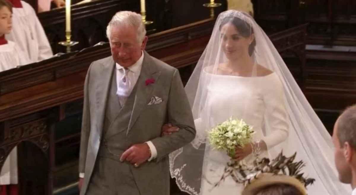 "Príncipe Charles apodó a Meghan Markle de ""tungsteno"""