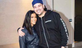 Rob Kardashian reaparece con una impresionante pérdida de peso
