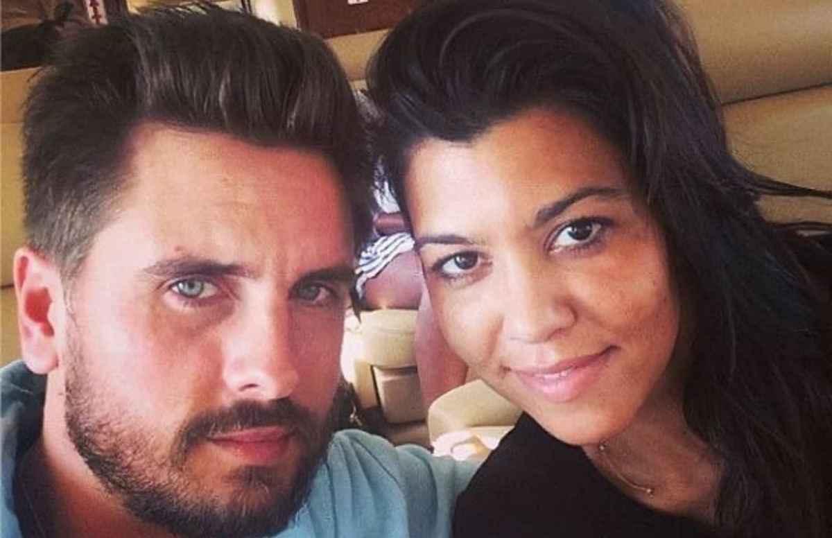 Scott Disick no está celoso de romance de Kourtney Kardashian  con Travis Barker