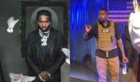 50 Cent se burla de Kanye West después de su bizarro mitin