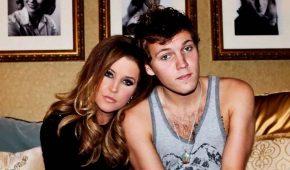 Hija de Lisa Marie Presley rinde homenaje a su hermano menor