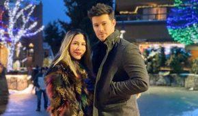 Brandon Peniche y su esposa están con coronavirus