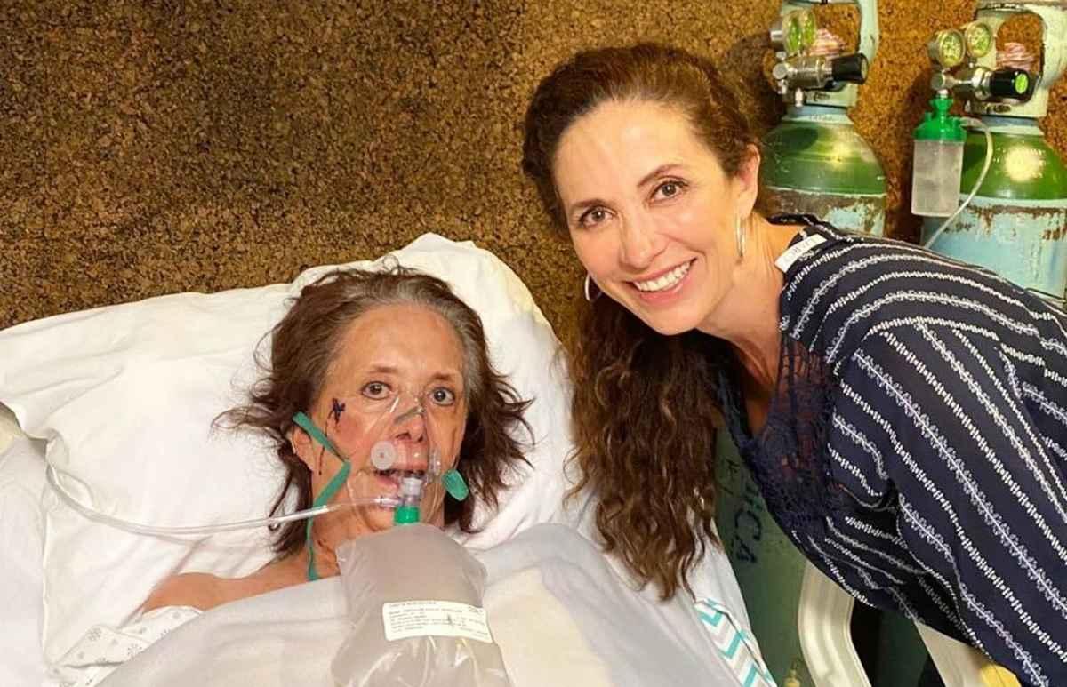 Cecilia Romo tiene recaída en su salud y es nuevamente intubada