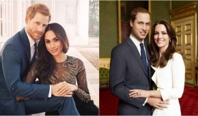 "Niegan que Kate Middleton y príncipe William  hayan sido ""fríos"" con Meghan Markle"