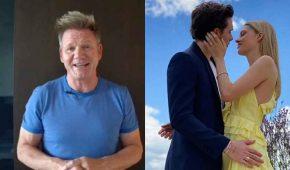 Gordon Ramsay se encargaría del banquete en la boda de Brooklyn Beckham