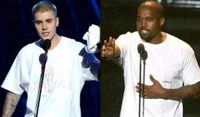 Justin Bieber se une a Kanye West en su rancho de Wyoming
