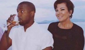 Kris Jenner rompe el silencio en las redes tras críticas de Kanye West