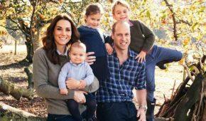 El príncipe William lleva a su familia de vacaciones a un lugar especial de su infancia