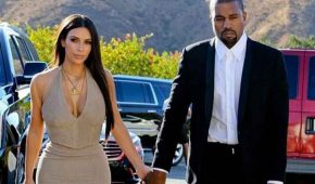 Kim Kardashian y Kanye West se prohíben hablar de política durante sus vacaciones