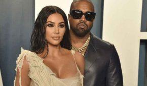 Kanye West ha estado tratando de divorciarse de Kim Kardashian