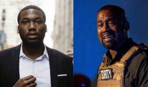 "Meek Mill llama ""mentiroso"" a Kanye West"