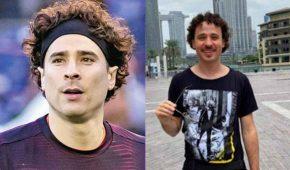 Memo Ochoa reacciona a las comparaciones que hacen de él con Luisito Comunica