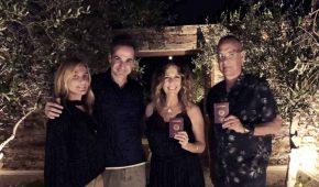 Tom Hanks y Rita Wilson han ganado la ciudadanía griega