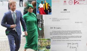 El príncipe Harry agradeció a autor que le regaló libro sobre duelo infantil