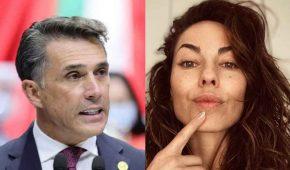 Sergio Mayer responde a acusaciones de Bárbara Mori sobre 'lo infeliz' que fue con él