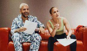 Maluma y Jennifer Lopez preparan una 'bomba musical'