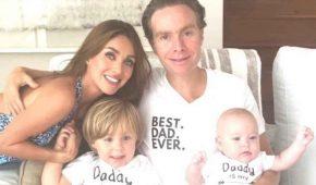 Anahí celebra los seis meses de vida de su hijo Emiliano