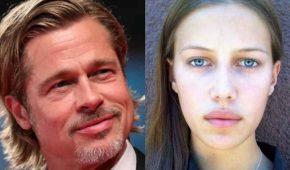 """Marido de nueva novia de Brad Pitt es """"filosófico"""" y """"no se ineresa en los celos"""""""
