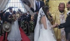 Error en la boda de Camila Fernández impidió que ceremonia fuera perfecta