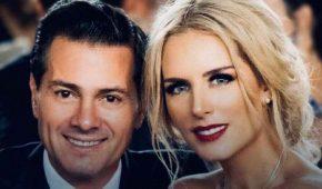 Supuesta novia de Enrique Peña Nieto tiene coronavirus
