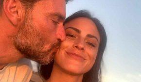 Julián Gil mantiene un romance con la joven Valeria Marín