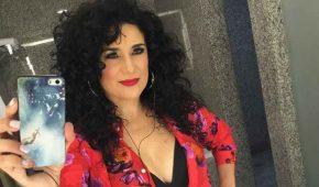 Cantante Karina ha recibido amenazas de muerte