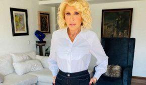 Juez ha otorgado orden de protección a Laura Bozzo contra su ex y la familia de éste
