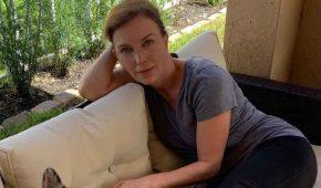 Laura Flores es ingresada de emergencia en hospital tras accidente