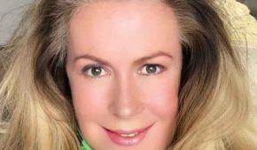 Laura Zapata luce más joven gracias a los filtros digitales