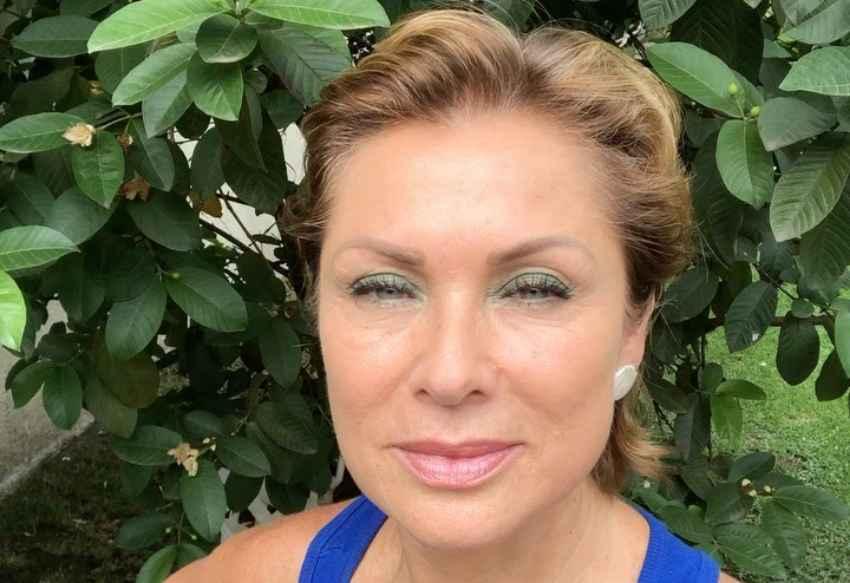 Leticia Calderón sale de hospital y se recupera en casa