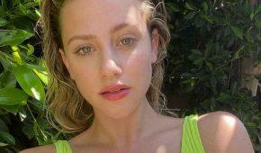 "Lili Reinhart pide que ""dejen en paz"" a Jennifer Aniston y Brad Pitt"