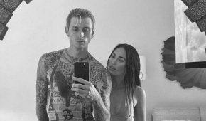 """""""Mi corazón es tuyo"""" : Megan Fox a Machine Gun Kelly en Instagram"""