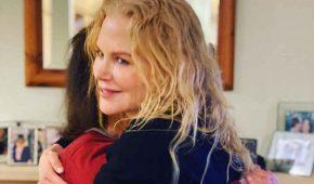 Nicole Kidman logra reunirse con su madre Janelle