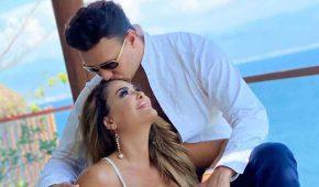 Ninel Conde presume su plena vida s3xual con su esposo Larry Ramos