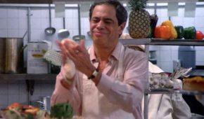 Muere actor Reni Santoni, famoso por su aparición en Seinfeld