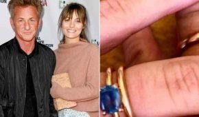 Sean Penn se ha casado con la actriz Leila George