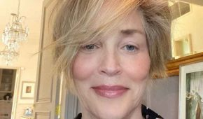 Sharon Stone publica hermosa fotografía de su madre