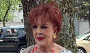 Talina Fernández revela que una de sus nietas contrajo en Covid-19